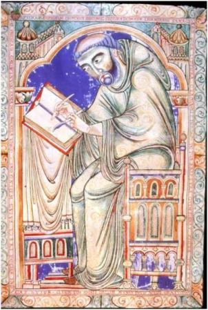 Benedictine Monk