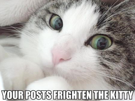 Frightenkitty