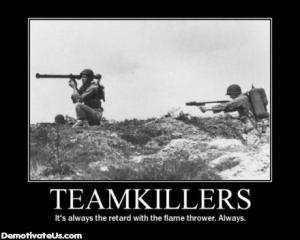 Teamkillers