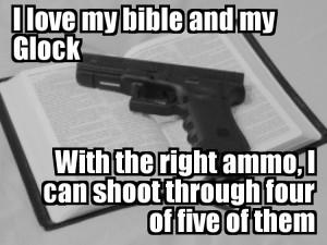 BibleGlock