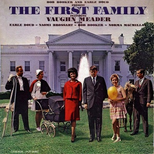 Vaughn-Meader-First-Family-Cadence-LP-1962