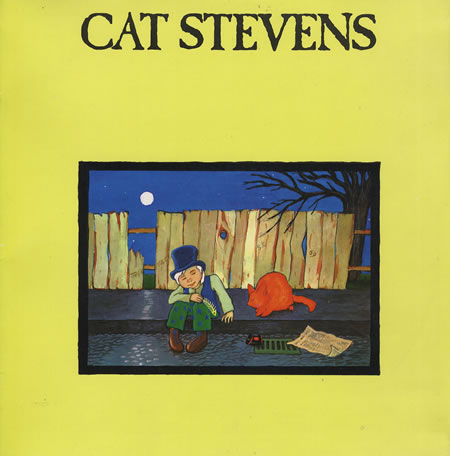 Cat+Stevens+-+Teaser+&+The+Firecat+-+LP+RECORD-240032