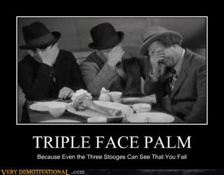 FacepalmTriple
