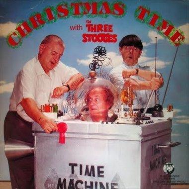 Three Stooges Xmas
