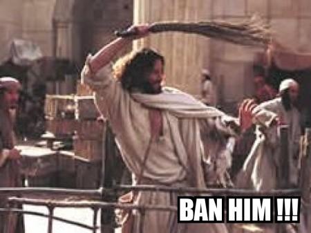 BanHimJesus