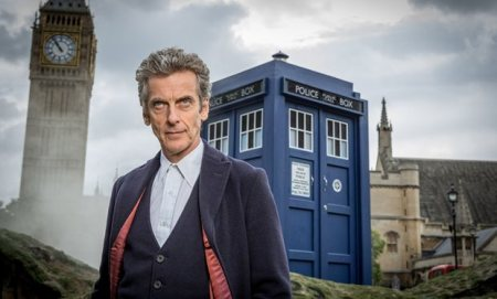 Peter Capaldi as Dr. Who
