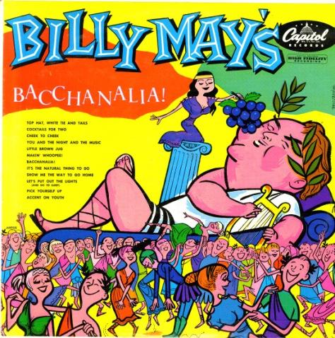 Billy May- Bacchanalia