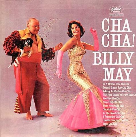 Billy May- Cha Cha
