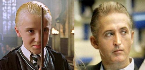 Draco Malfoy & Trey Gowdy