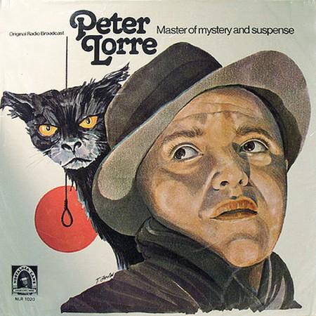 Peter Lorre LP