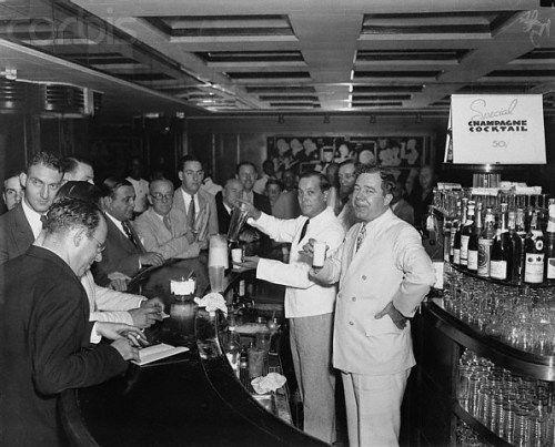 Huey bar