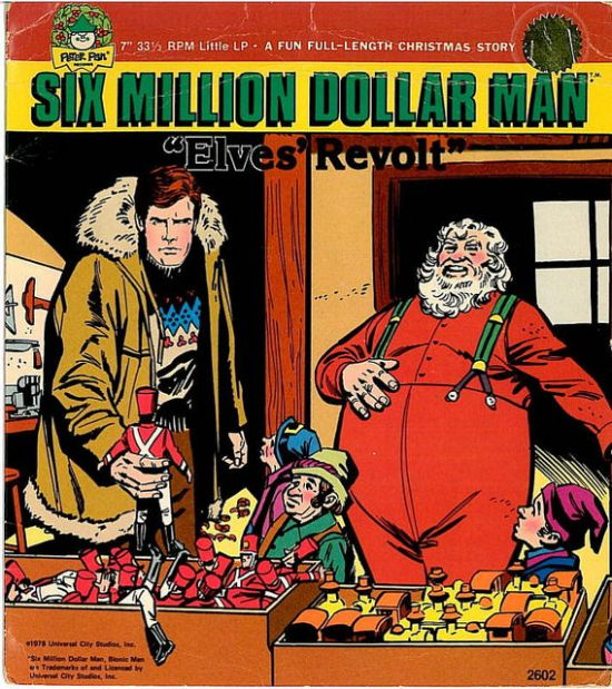 Six Million Dollar Man Xmas-2