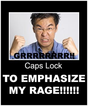 CapsLockRage