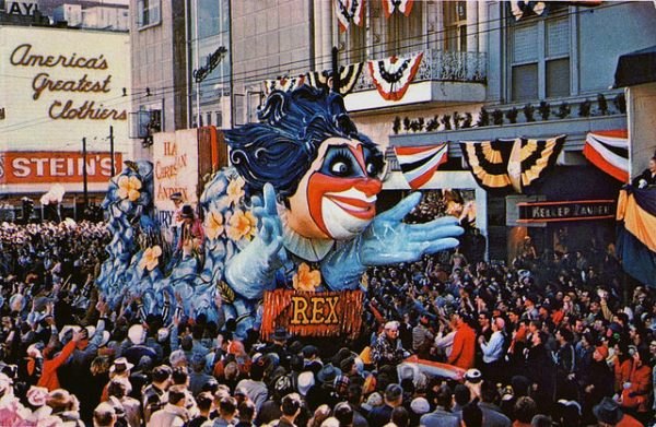 Rex Float 1960's