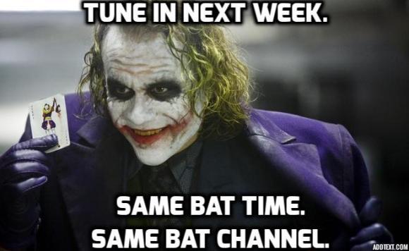 Ledger Joker Meme