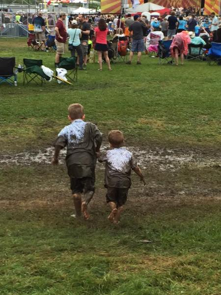 The Mud Brothers