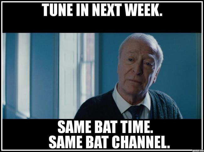 Caine=Alfred Meme