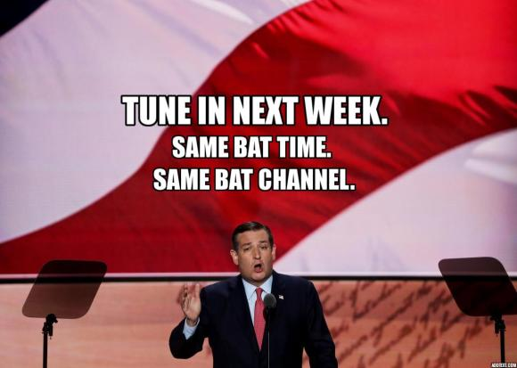 Cruz meme