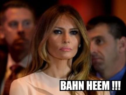 TrumpMelatoninBanHim