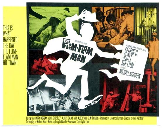 Flim Flam poster