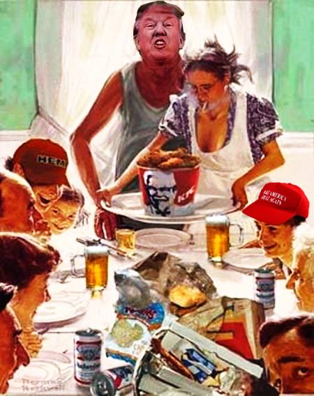redneck_thanksgiving_trump