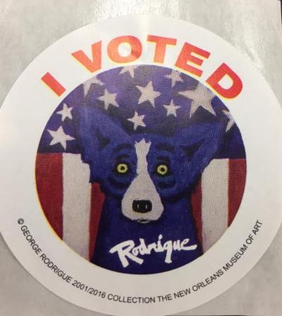 I voted 2016.