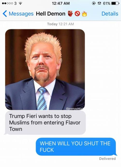 Trump-Fieri