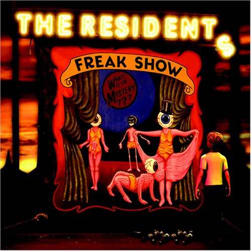 album-the-residents-freak-show