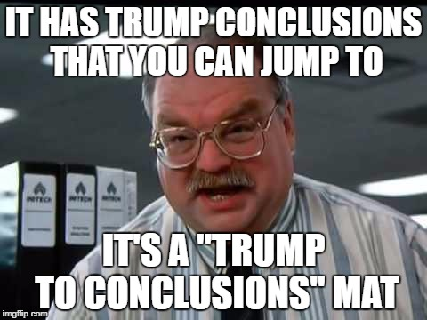 TrumpToConclusions