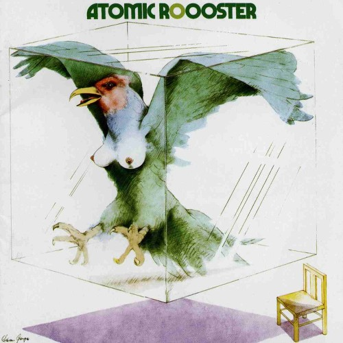Resultado de imagen de atomic rooster album covers