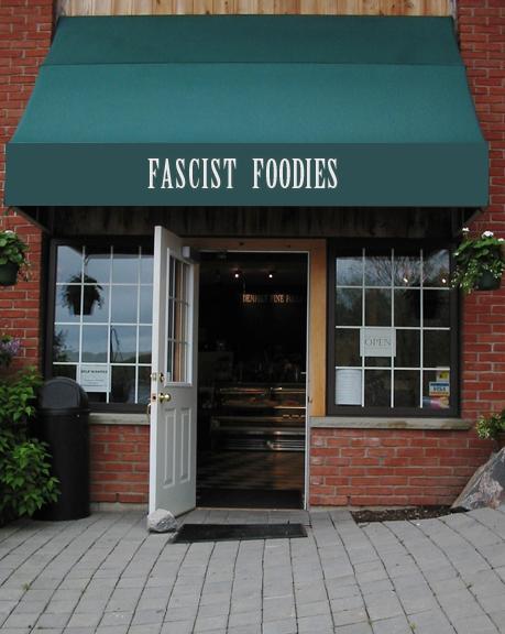 FascistFoodies