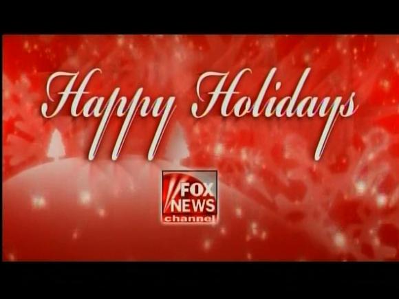 HappyHolidaysFox