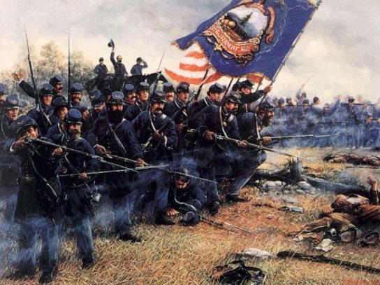 13TH VERMONT REGIMENT