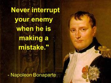NapoleonMistake
