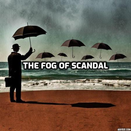 Fog of Scandal meme