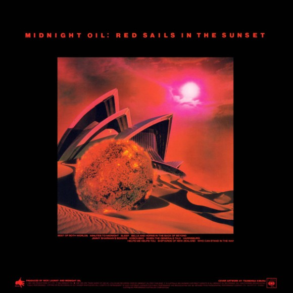Image result for midnight oil red sails in the sunset gif art images