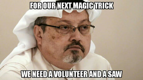 SaudiMurderers