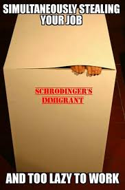 SchroedingersImmigrant