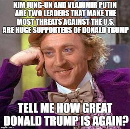 TrumpKimPutin