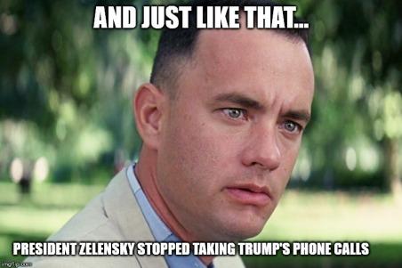TrumpPhoneCalls