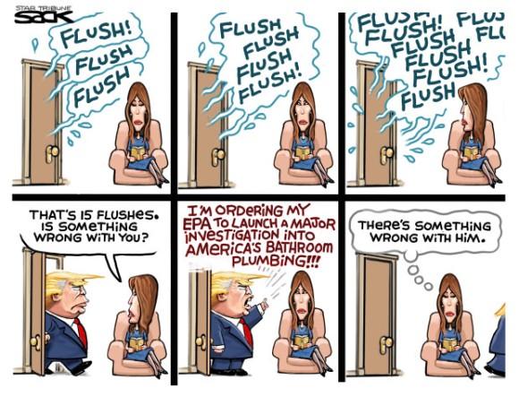 TrumpToiletFlushes