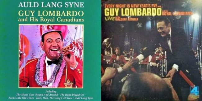 Album Cover Art Wednesday: New Year With Guy Lombardo ...