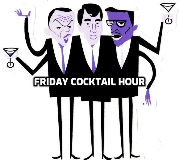 Rat Pack Cocktail Hour